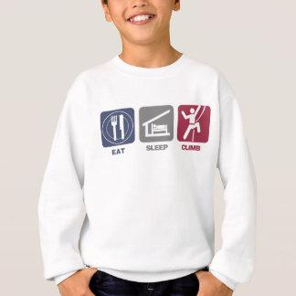 Eat Sleep Climb - Picto Sweatshirt