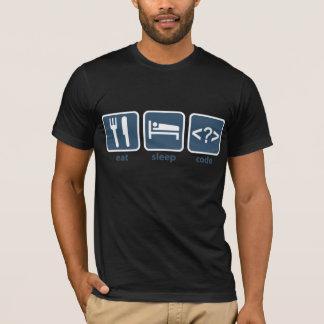 Eat Sleep Code T-Shirt
