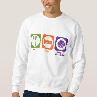 Eat Sleep Control Air Traffic Sweatshirt