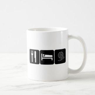Eat, Sleep, Crochet Coffee Mug