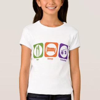 Eat Sleep Crochet T-Shirt