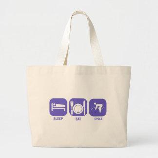 Eat Sleep Cycle Bags