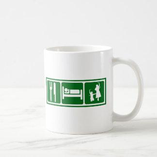 Eat,Sleep,Dabkeh Coffee Mug