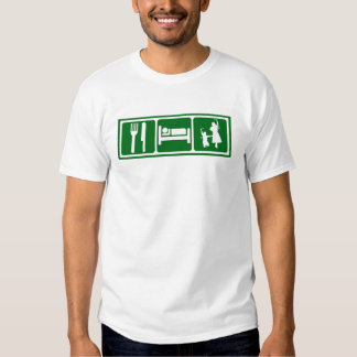 Eat,Sleep,Dabkeh Tee Shirt