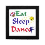 Eat Sleep Dance Gift Box