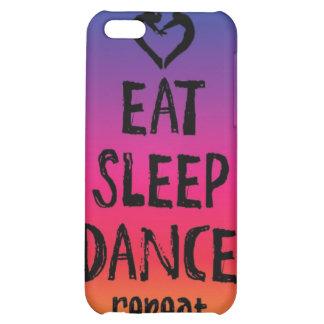 Eat, Sleep, Dance iPhone Case iPhone 5C Covers