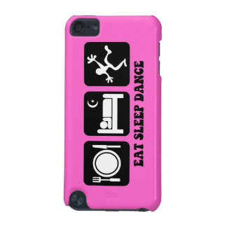 eat sleep dance iPod touch 5G cover