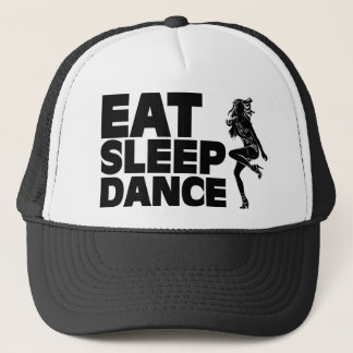 Eat Sleep Dance Trucker Hat