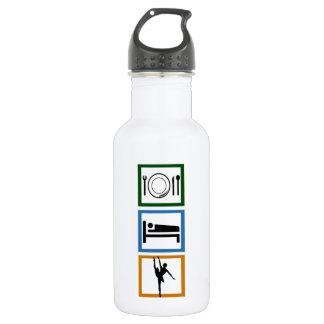 Eat Sleep Dance Water Bottle