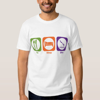 Eat Sleep Dive T-Shirt