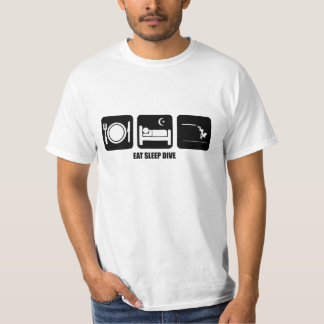 eat sleep dive T-Shirt