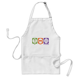 Eat Sleep Do Accounting Aprons