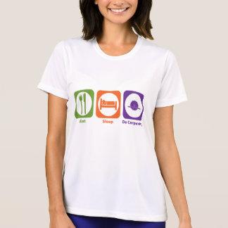 Eat Sleep Do Carpentry T-Shirt