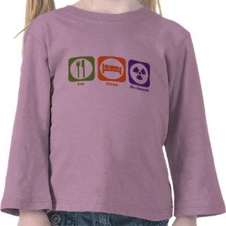 Eat Sleep Do Hazmat T-shirts