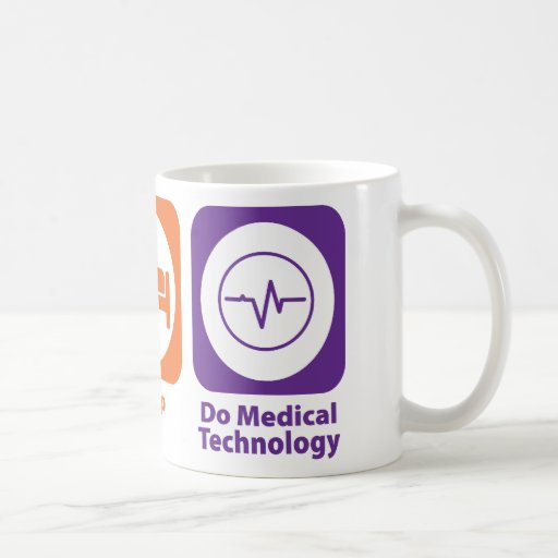 Eat Sleep Do Medical Technology Classic White Coffee Mug