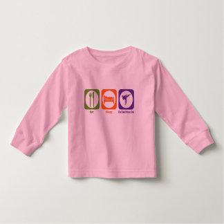 Eat Sleep Do Tae Kwan Do Toddler T-shirt