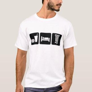 Eat Sleep Drag Race T-Shirt