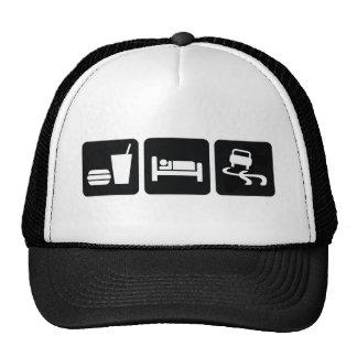 Eat Sleep Drift Trucker Hat
