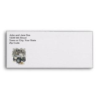 Eat, Sleep, Drive 4x4 Envelopes