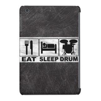 EAT SLEEP DRUM iPad MINI CASES