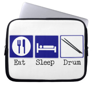 Eat, Sleep, Drum Computer Sleeve