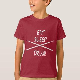 """EAT SLEEP DRUM!"" T-Shirt"