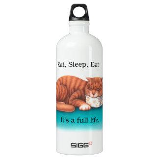 Eat Sleep Eat SIGG Traveler 1.0L Water Bottle