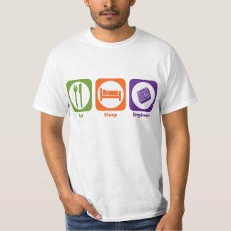 Eat Sleep Engineer T-Shirt