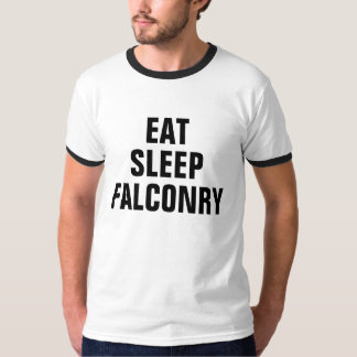 Eat sleep Falconry T-Shirt