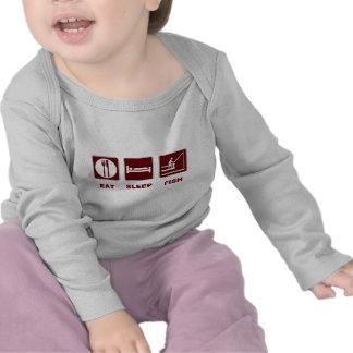 Eat Sleep Fish fishing gifts T-shirts