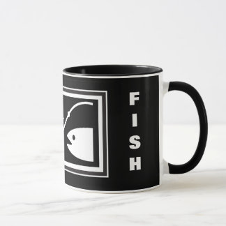 Eat Sleep FISH! Mug