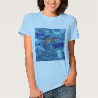 Eat, Sleep, Fish Shirt