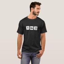 Eat Sleep Fishing - Total Basics T-Shirt