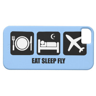 eat sleep fly iPhone SE/5/5s case
