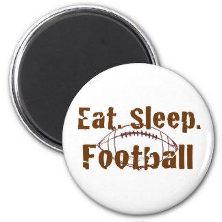 Eat.Sleep.Football 08 Fridge Magnet
