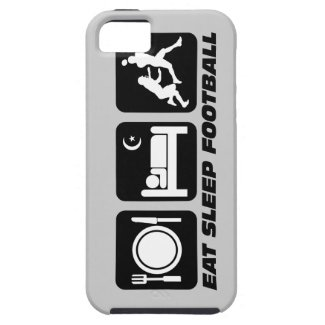 eat sleep football iPhone 5 covers