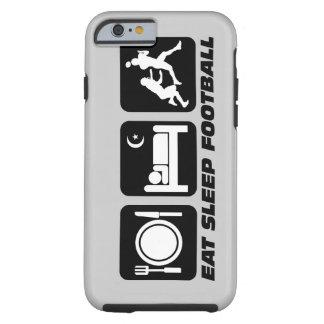eat sleep football iPhone 6 case