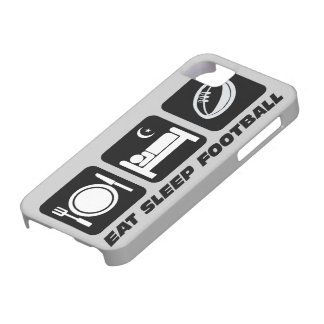 eat sleep football iPhone SE/5/5s case