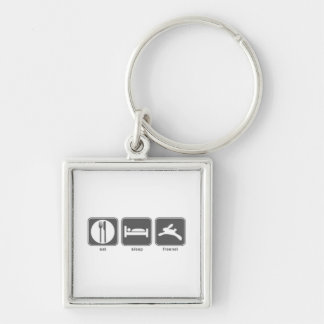 Eat Sleep Freenet Keychain