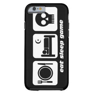 eat sleep game iPhone 6 case