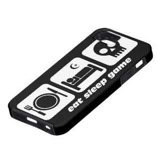 eat sleep game iPhone SE/5/5s case
