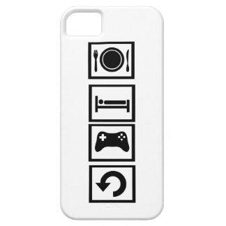 Eat, Sleep, Game, Repeat. iPhone SE/5/5s Case