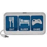 Eat, Sleep, Game Speaker