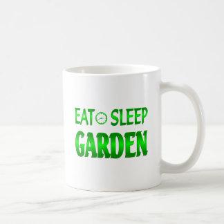 Eat Sleep Garden Coffee Mug