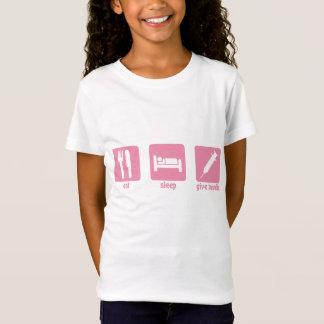 Eat - Sleep - Give Insulin T-Shirt