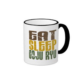 Eat Sleep Goju Ryu 1 Mug