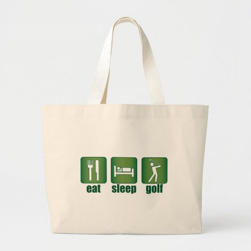 Eat, Sleep, Golf Bag