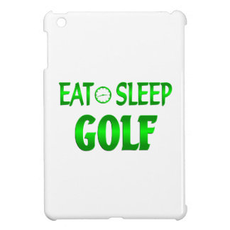 Eat Sleep Golf iPad Mini Case