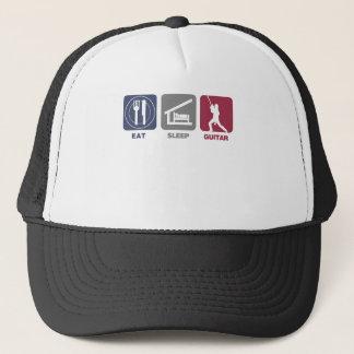 Eat Sleep Guitar 2 Trucker Hat