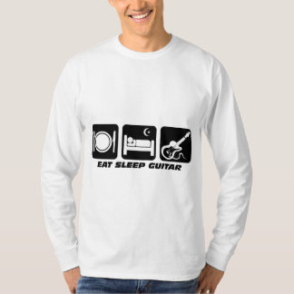 eat sleep guitar T-Shirt